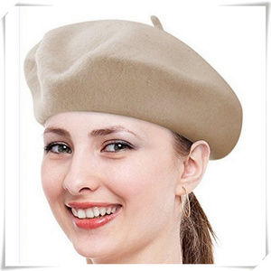 Accessories - French style wool beret, winter hat Unisex NWOT